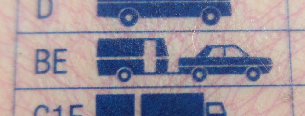 Tarina ABC-ajokortin korottamisesta BE-luokalla